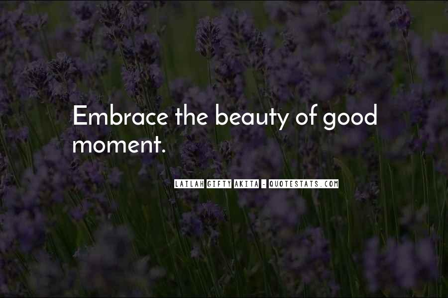 Nature Of Beauty Quotes #266228