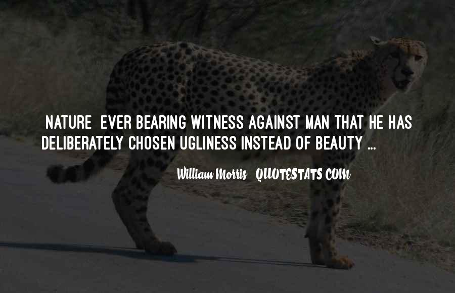 Nature Of Beauty Quotes #272982