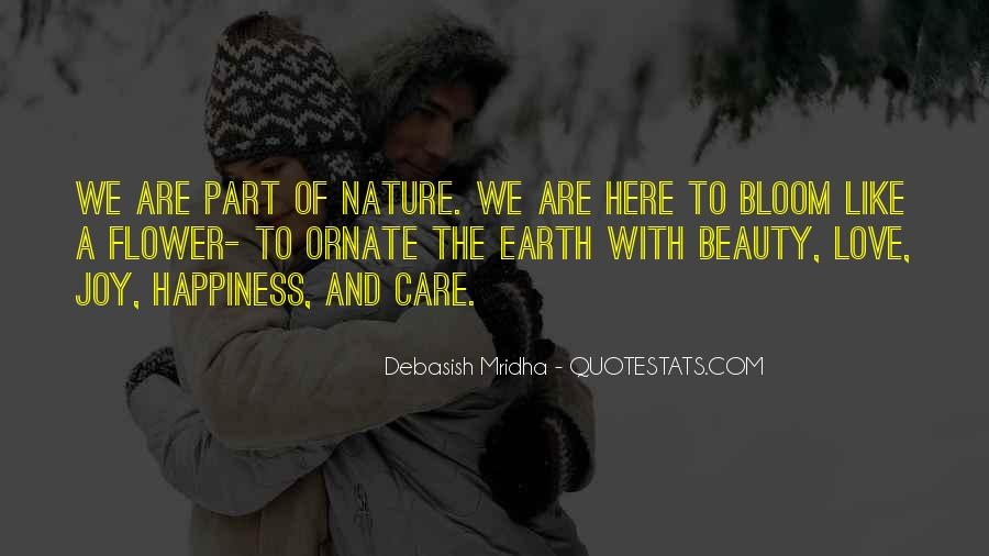 Nature Of Beauty Quotes #333011