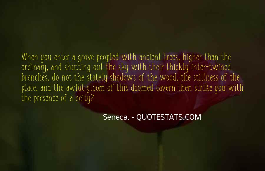 Nature Of Deity Quotes #979168