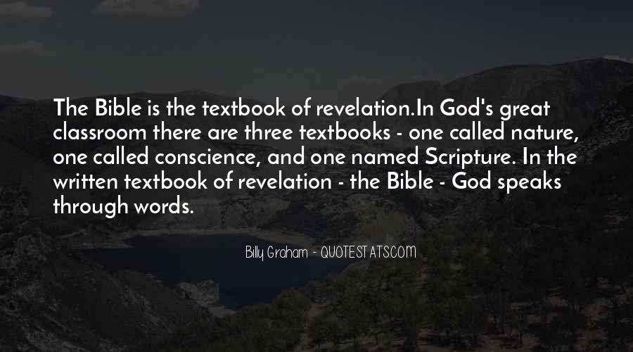 Nature Of God Bible Quotes #157017