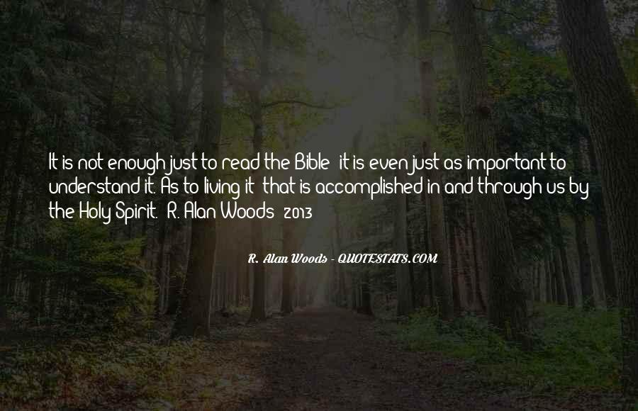 Nature Of God Bible Quotes #450697