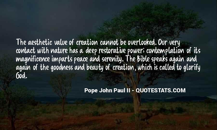 Nature Of God Bible Quotes #787701
