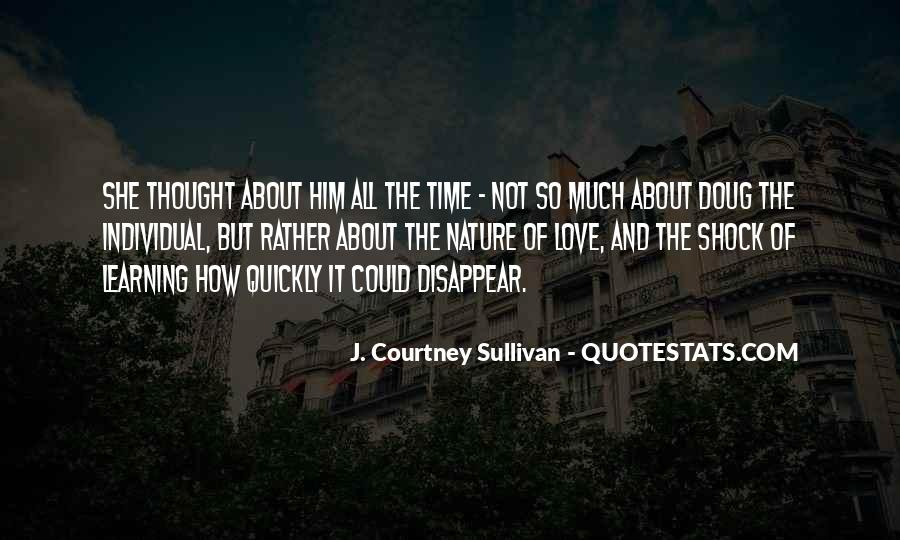 Nature Of Time Quotes #117369