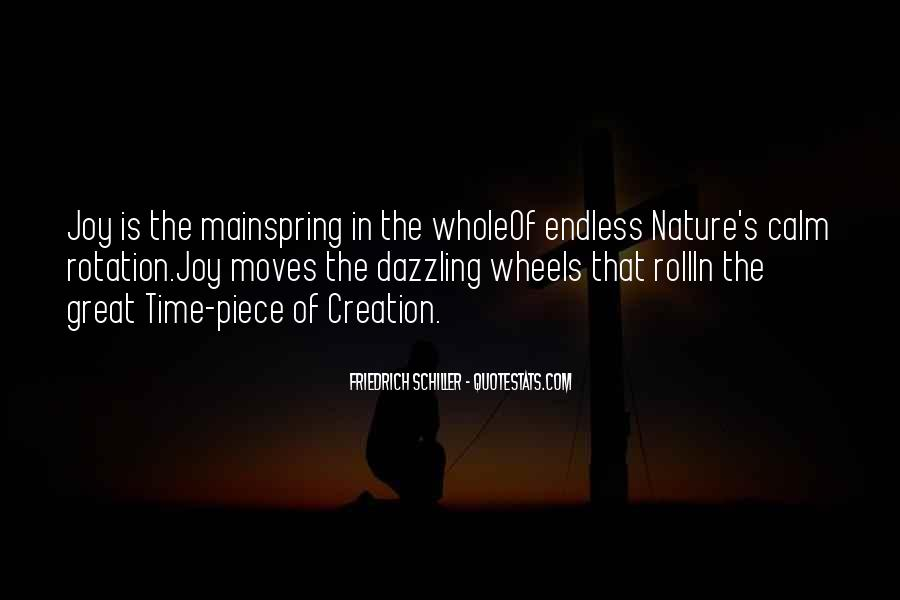Nature Of Time Quotes #128855