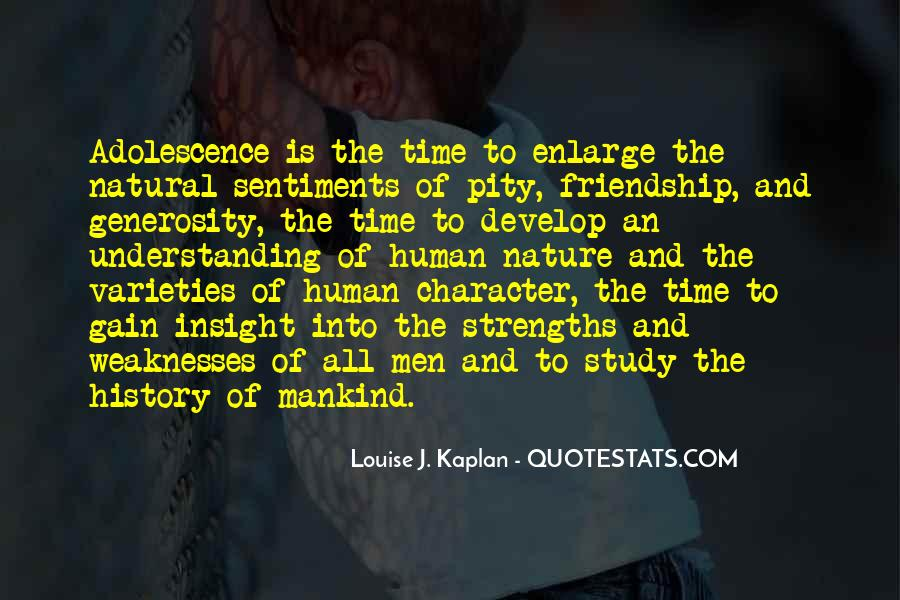 Nature Of Time Quotes #132492