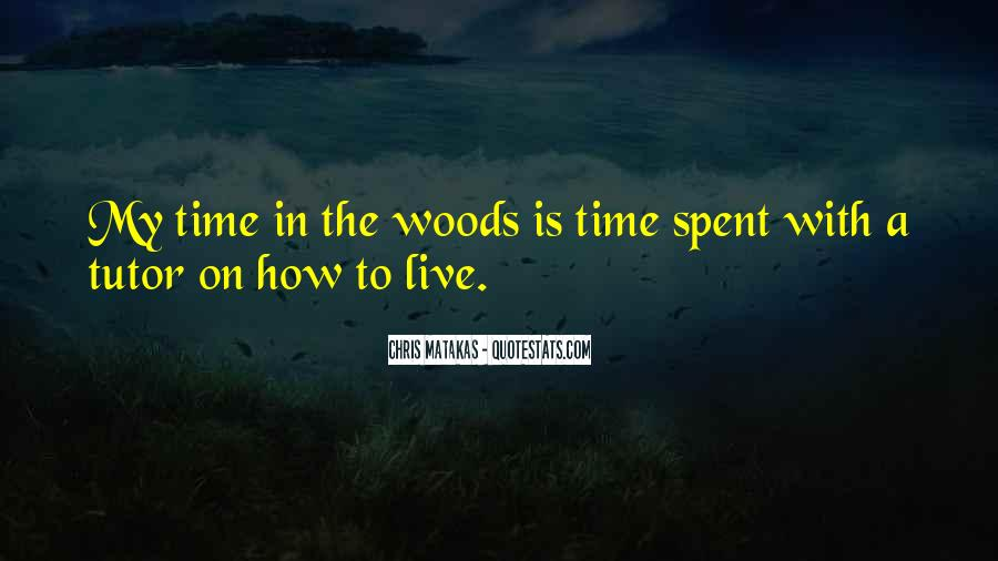 Nature Of Time Quotes #148480