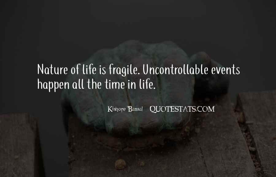 Nature Of Time Quotes #157779