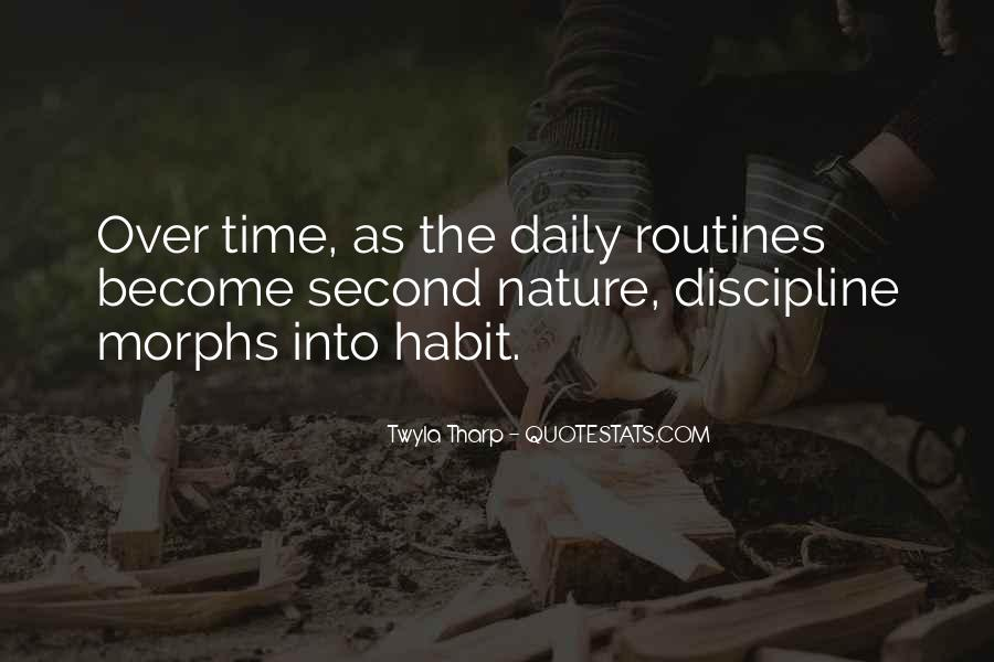 Nature Of Time Quotes #168427