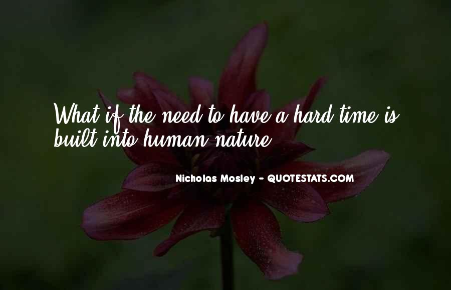 Nature Of Time Quotes #169331