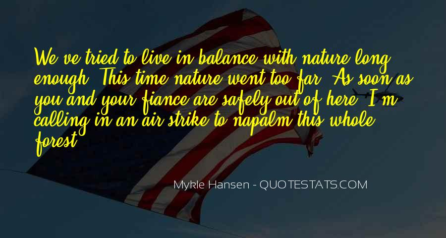 Nature Of Time Quotes #193788