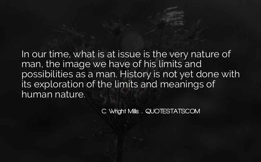 Nature Of Time Quotes #196341