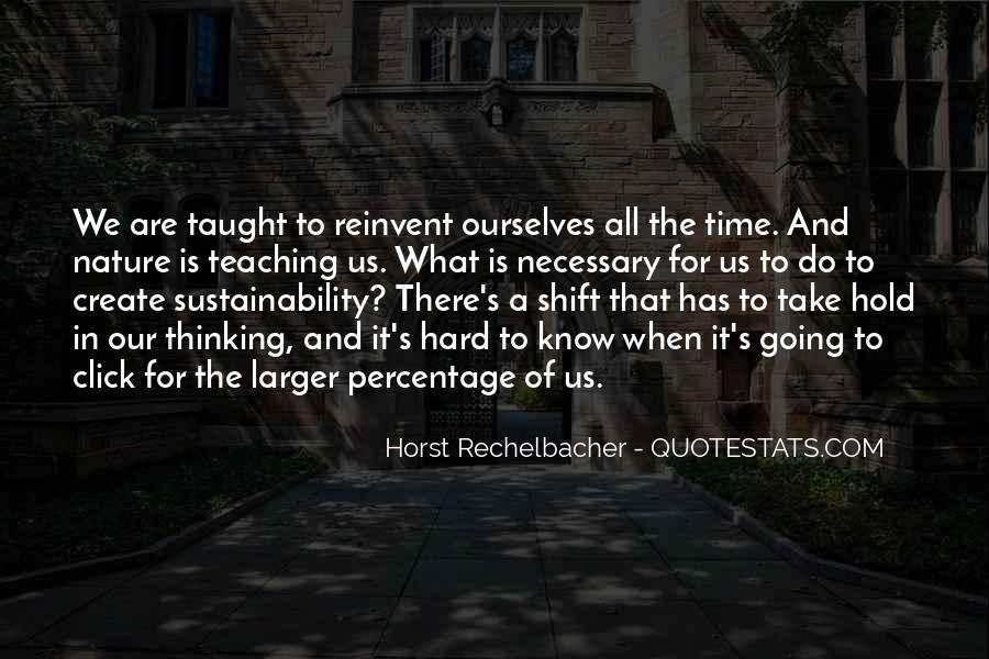Nature Of Time Quotes #219597