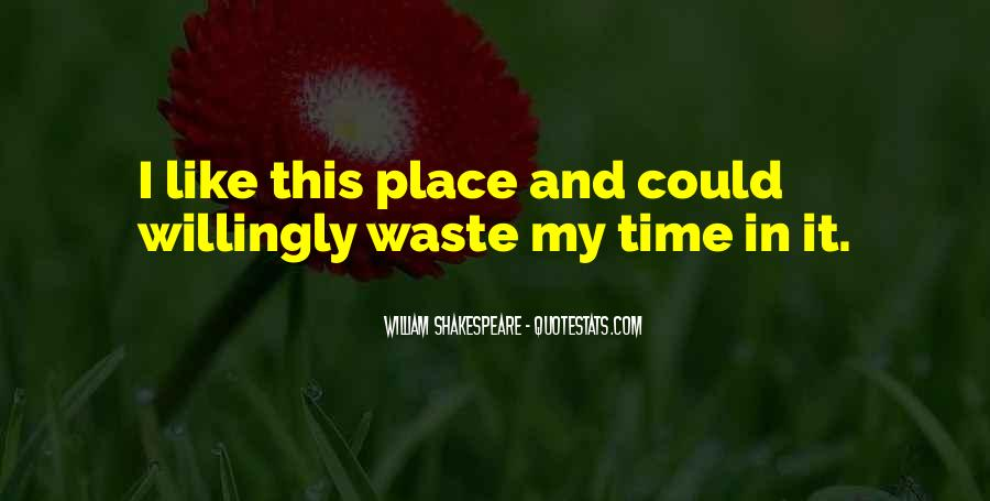 Nature Of Time Quotes #221944