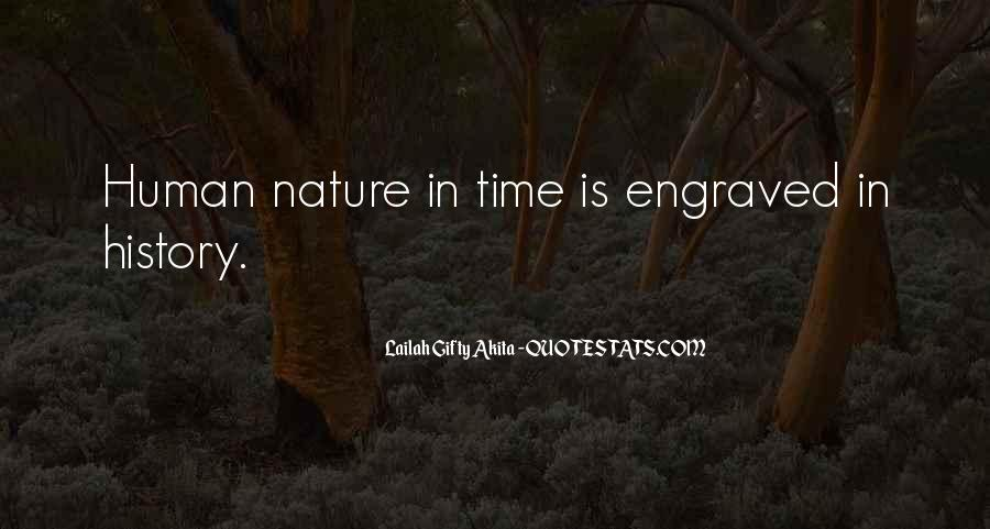 Nature Of Time Quotes #222231