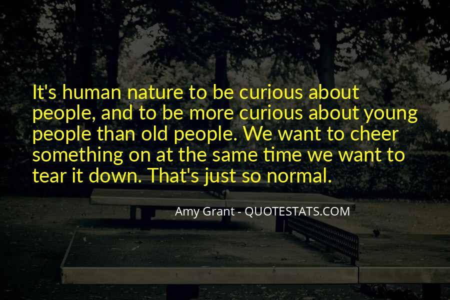 Nature Of Time Quotes #56394