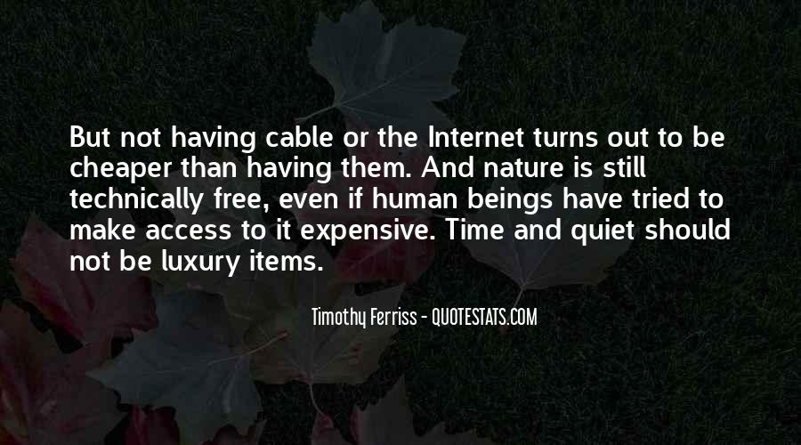 Nature Of Time Quotes #75439