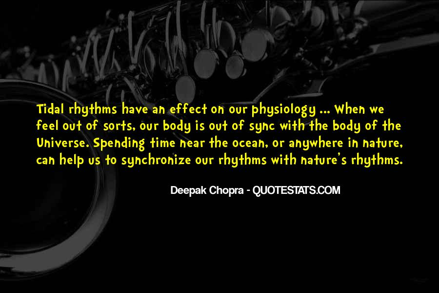 Nature Of Time Quotes #93770