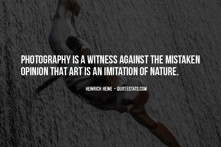 Nature Photography With Quotes #1233635