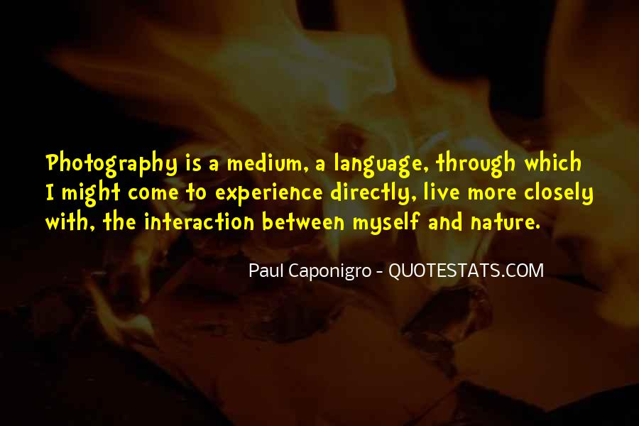 Nature Photography With Quotes #562880