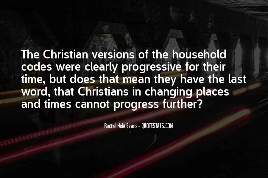 Quotes About Changing Times #1410449