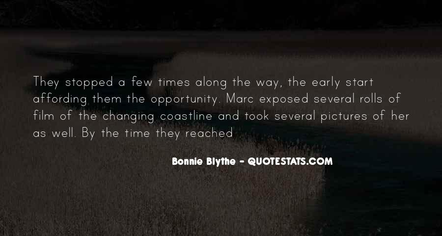 Quotes About Changing Times #1650273