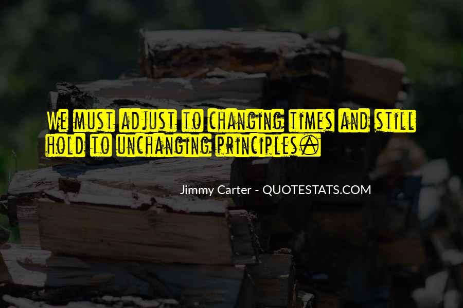 Quotes About Changing Times #1661880