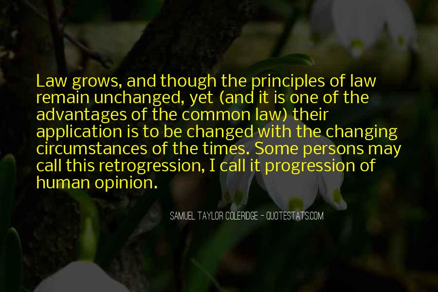 Quotes About Changing Times #1841658