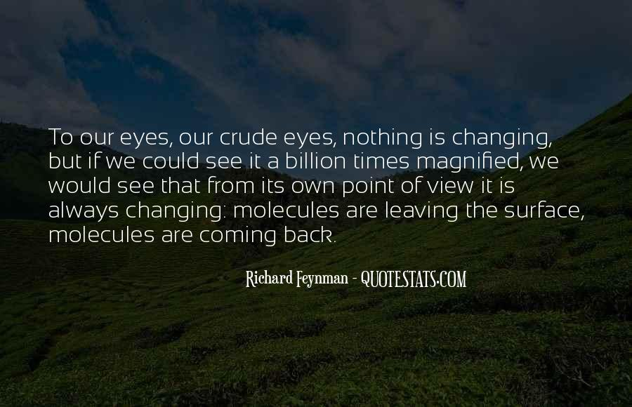 Quotes About Changing Times #259611