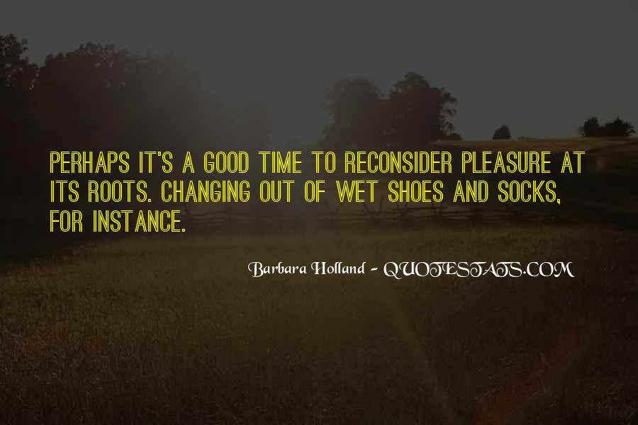 Quotes About Changing Times #944020