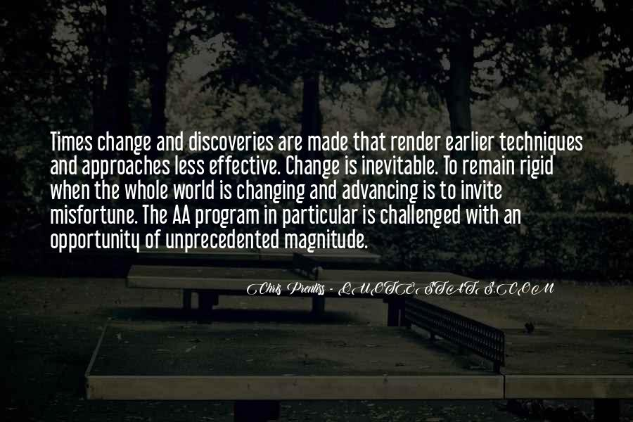 Quotes About Changing Times #967297