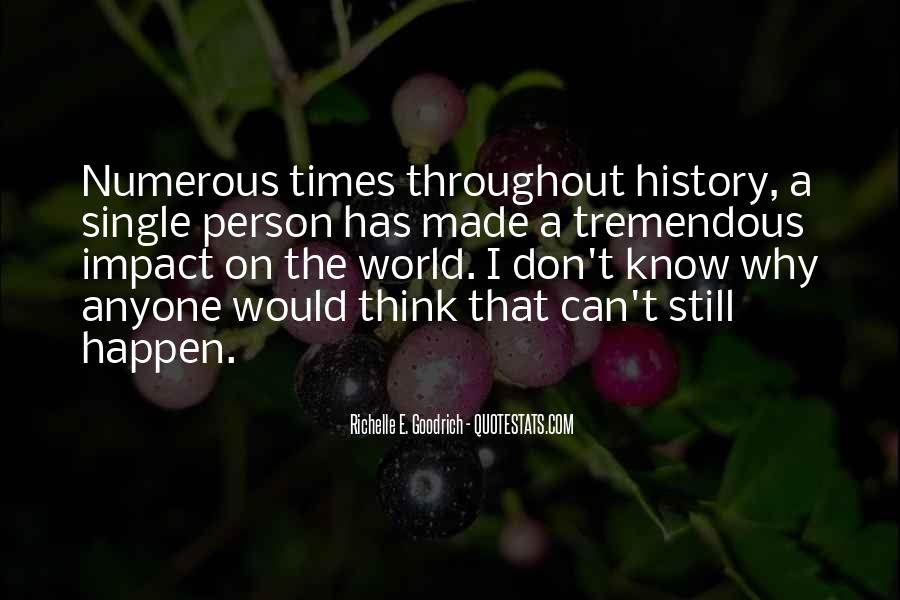 Quotes About Changing Times #993433