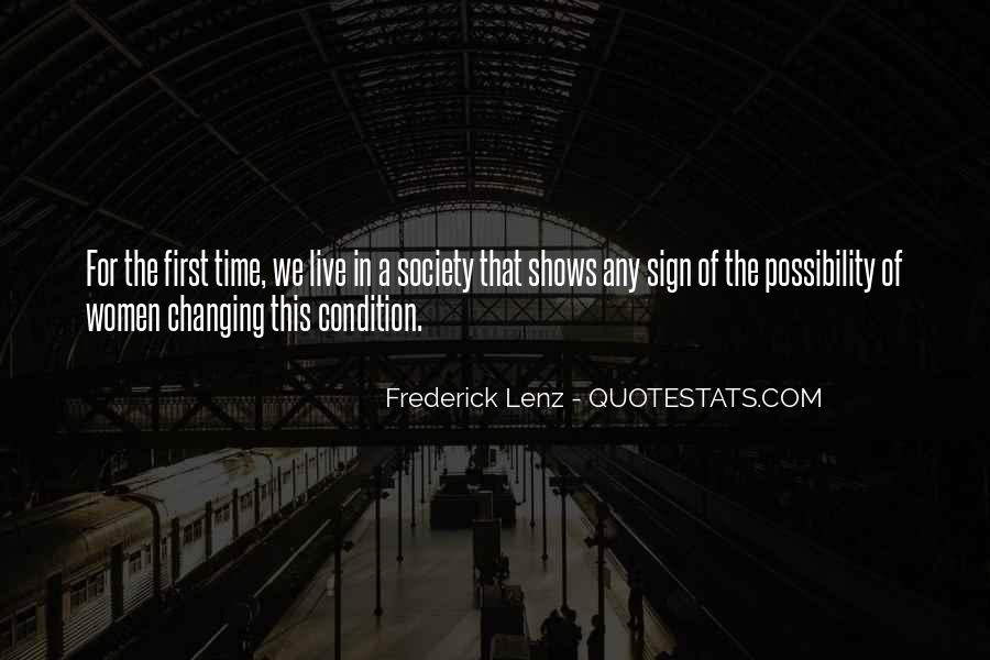 Quotes About Changing My Past #17298