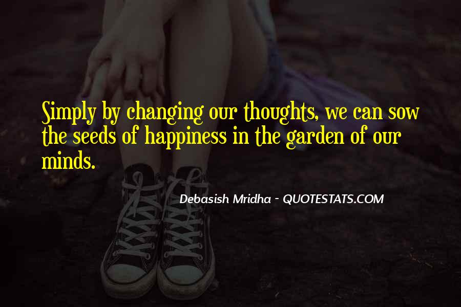 Quotes About Changing Minds #211818