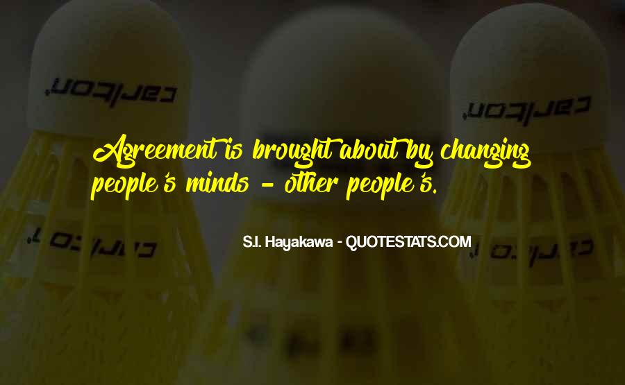 Quotes About Changing Minds #653436