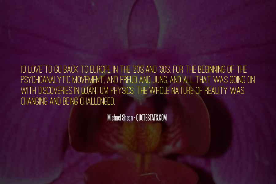Quotes About Changing For Love #1360408