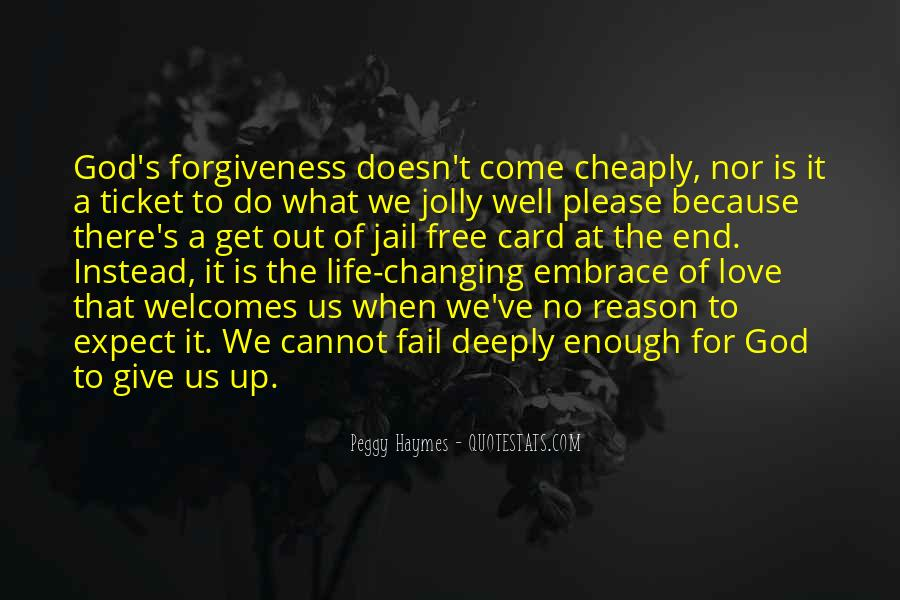Quotes About Changing For Love #571952