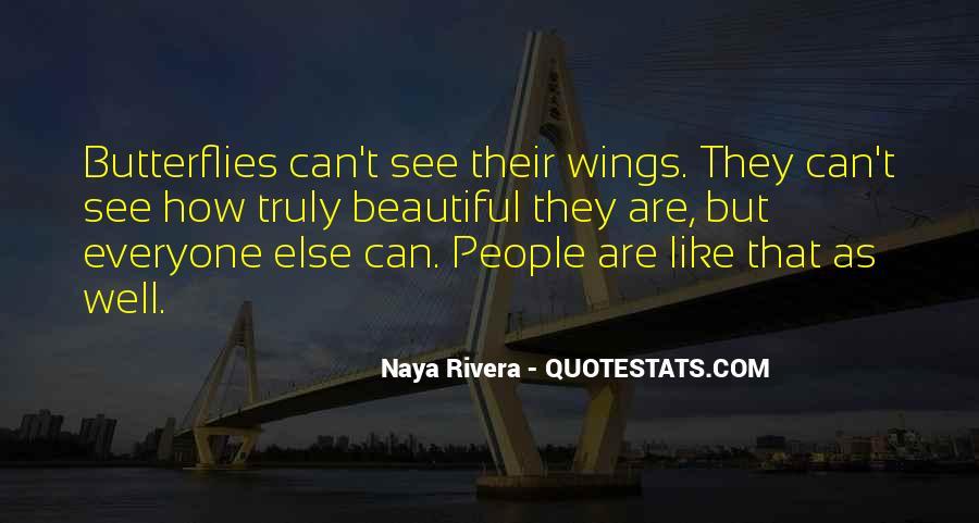 Naya Rivera Inspirational Quotes #270901