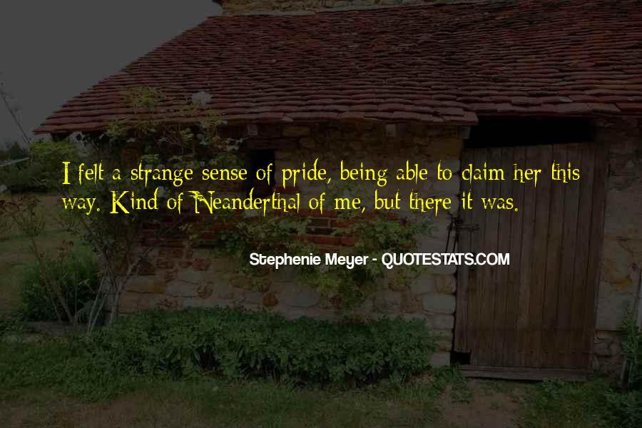 Neanderthal Quotes #1735811