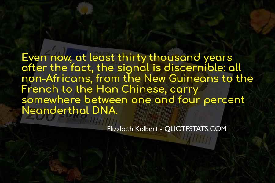 Neanderthal Quotes #503269