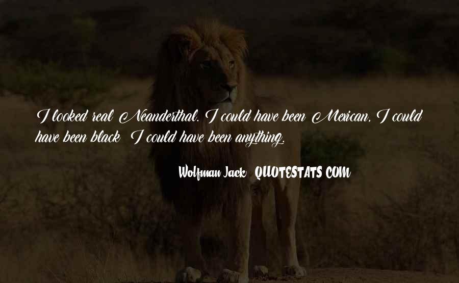 Neanderthal Quotes #677032