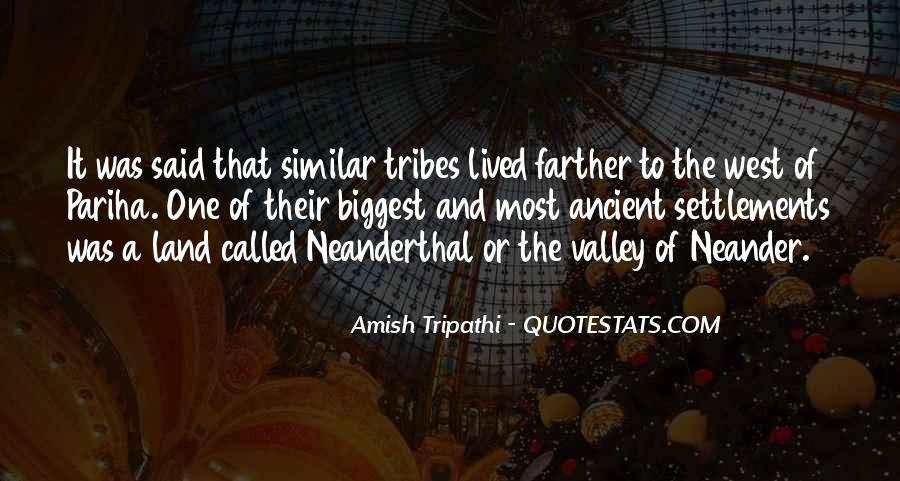 Neanderthal Quotes #979112