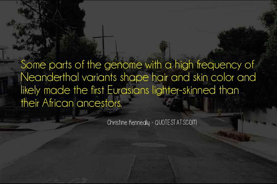 Neanderthal Quotes #992657