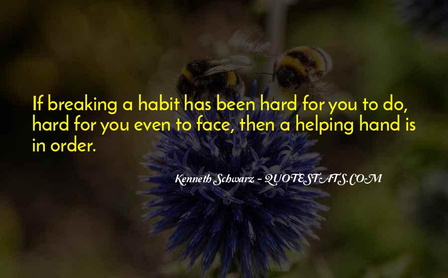Quotes About Change Bad Habits #1377983