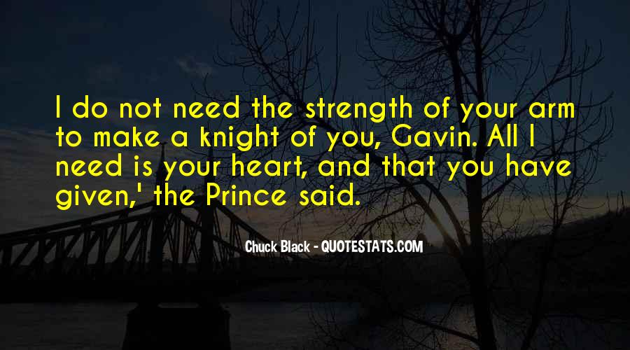 Need The Strength Quotes #10790