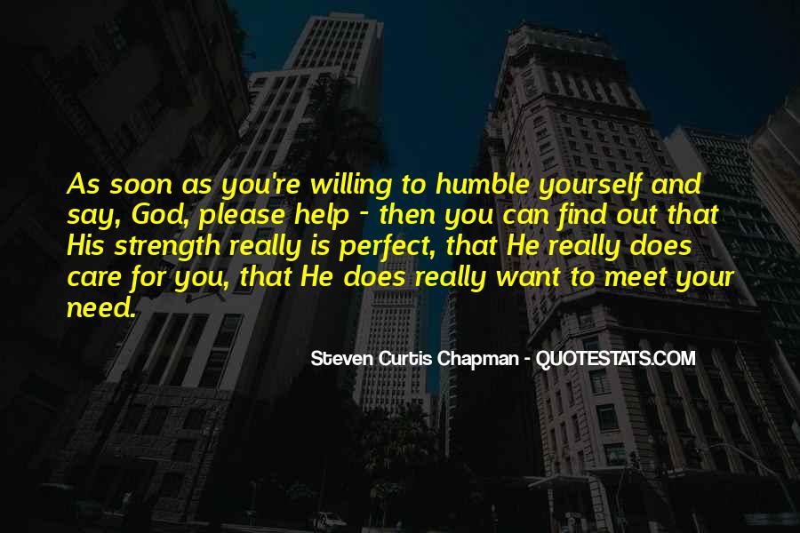 Need To Find Strength Quotes #1115090
