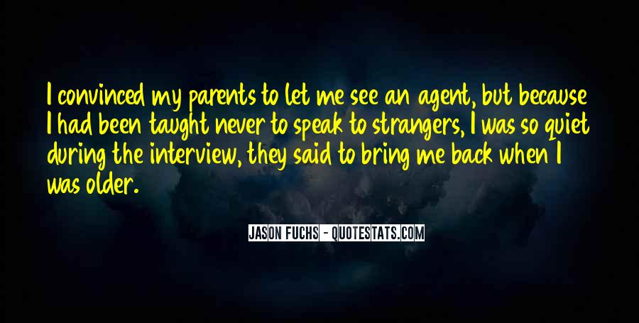 Need U Back Quotes #1858