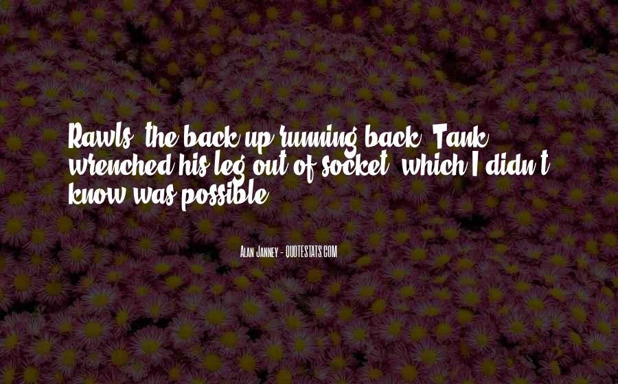Need U Back Quotes #3039