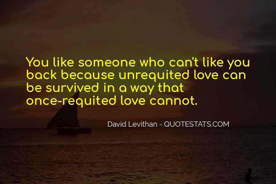 Need U Back Quotes #3108