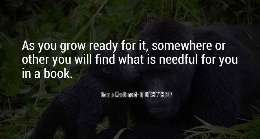 Needful Quotes #1209170